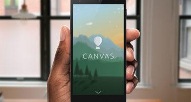 Фейсбук создал технологию рекламы Canvas
