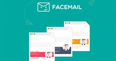 Украинский стартап facemail 2016 год