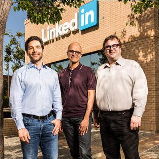 Microsoft покупает LinkedIn за $ 26,2 млрд