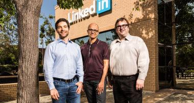 Microsoft покупает LinkedIn в 2016 году