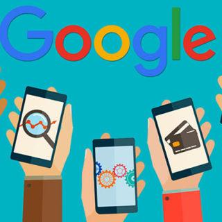 Реклама в Google, статистика доходів з 2016 по 2019 рр.
