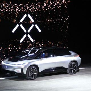 Главный конкурент Tesla представил свой новый электрокар: FF 91