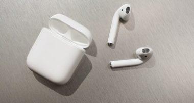 Новые патенты Apple: наушники, которые можно превратить в колонки и вейп