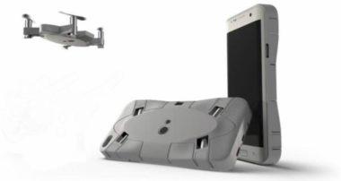 чехол-дрон для смартфона