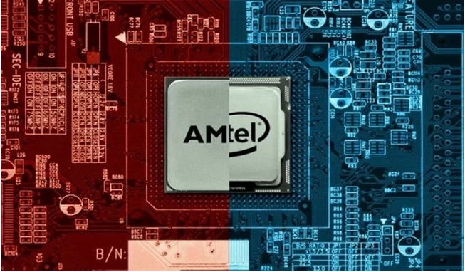 Интел АМД