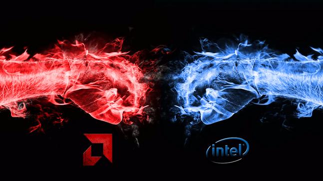 Intel - AMD