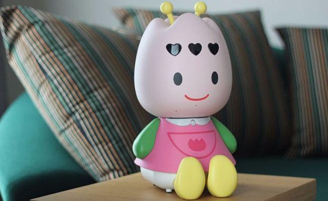 робот-тюльпан
