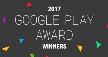 oogle Play Awards 2017