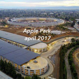 Apple Park и уникальный контейнер для пиццы от Apple