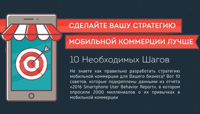 10 правил мобильной коммерции