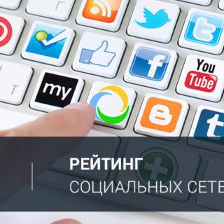 Самые популярные социальные сети в странах СНГ и мире