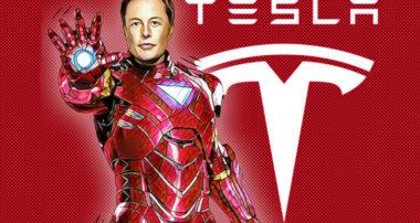 Илон Маск - Железный человек