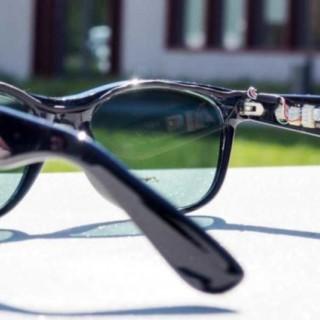 Солнцезащитные очки с солнечными батареями