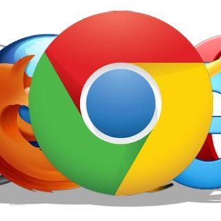 Статистика самых популярных браузеров в мире