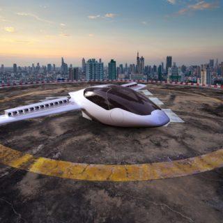 «Летающие такси» скоро станут реальностью