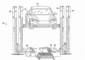 Маск предлагает менять акумуляторы в Tesla, а не заряжать