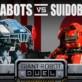 Состоялся первый в мире бой человекоподобных роботов