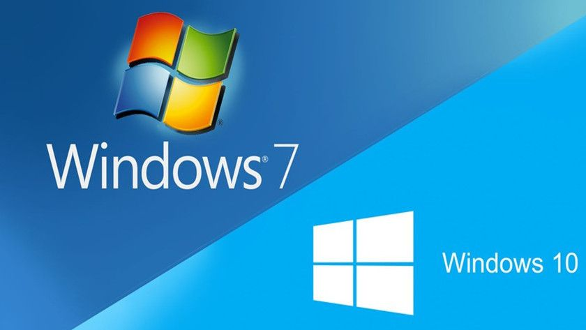 Windows10 vs 7