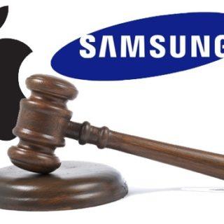 Судебный процесс между Apple и Samsung возобновят