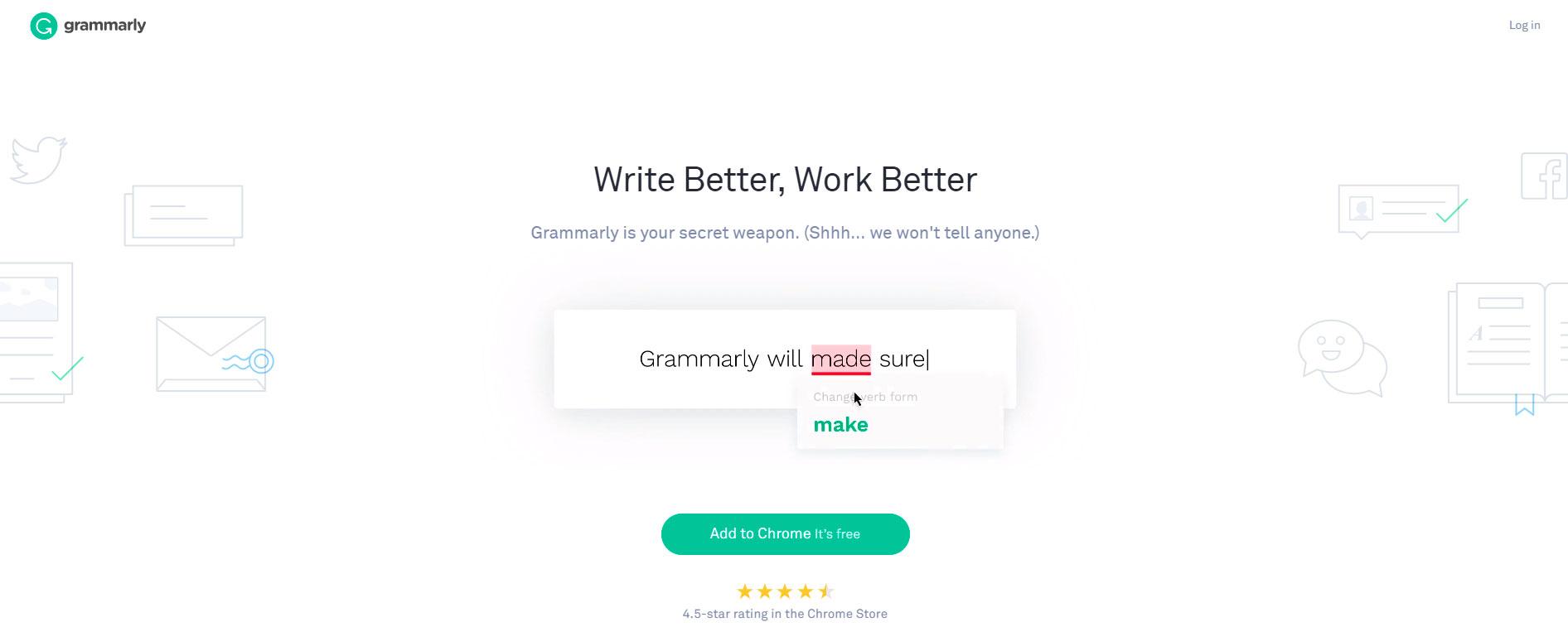 Grammarly - уникальный сервис