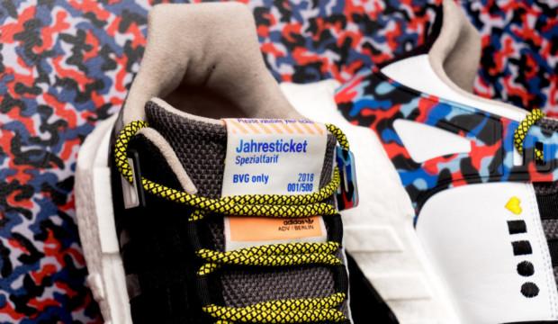 В Берлине выпустили кроссовки со вшитыми проездными
