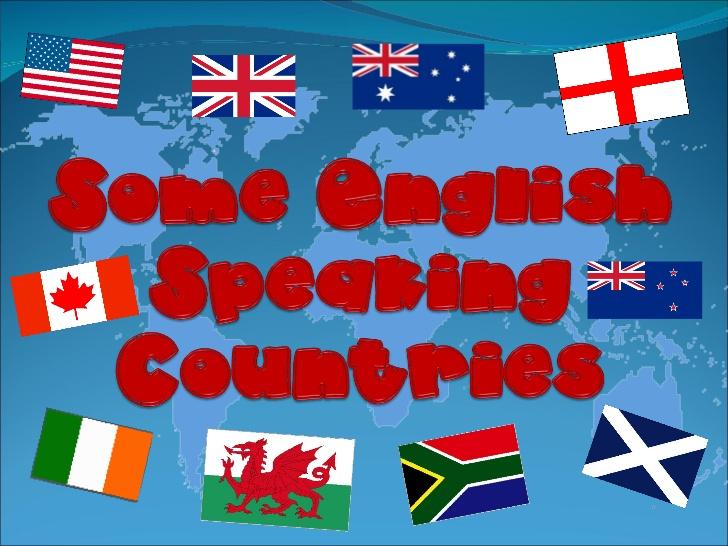 флаги стран говорящих на англиском