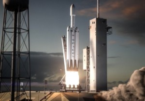 Запуск Falcon Heavy і Tesla летить на Марс