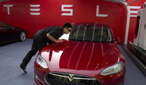 Тесла планирует построить завод в Китае на 500 000 автомобилей в год