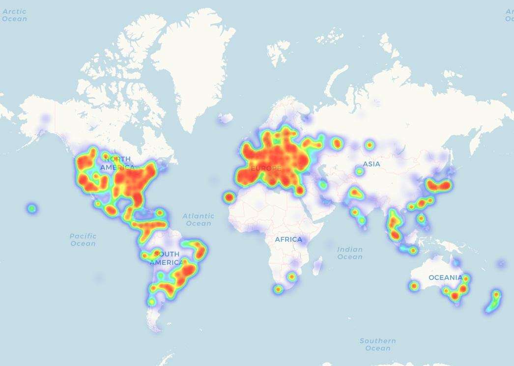 Карта где потратить криптовалюту