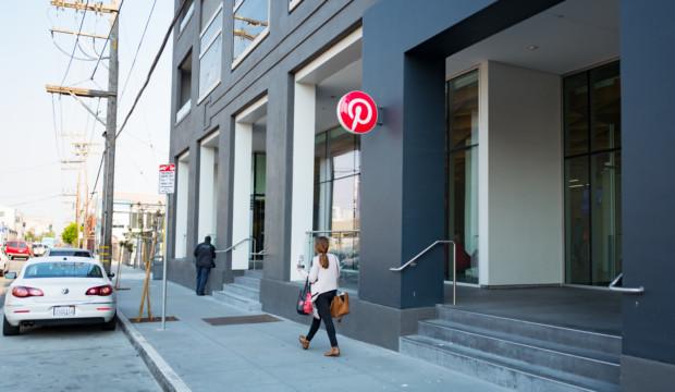 Визуальная поисковая система Pinterest становится более «магазинной»