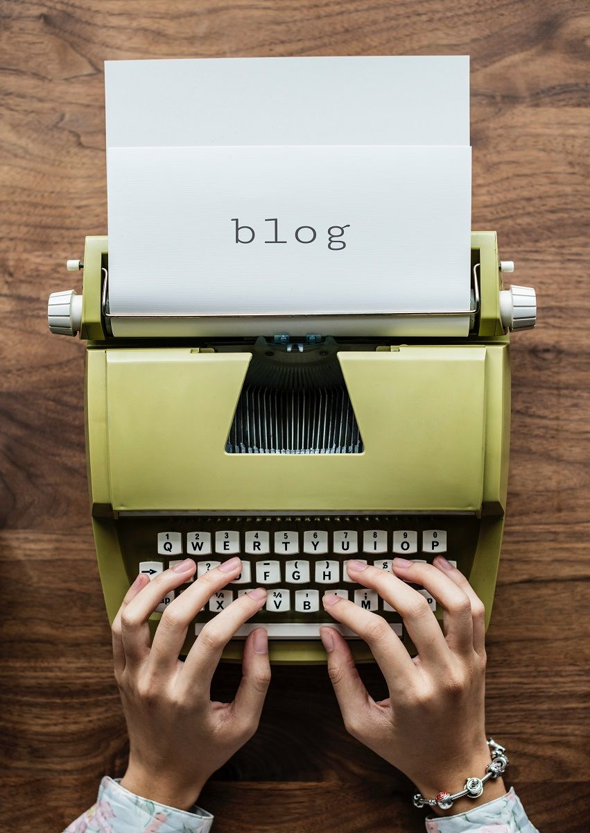 Нестандартный блогер