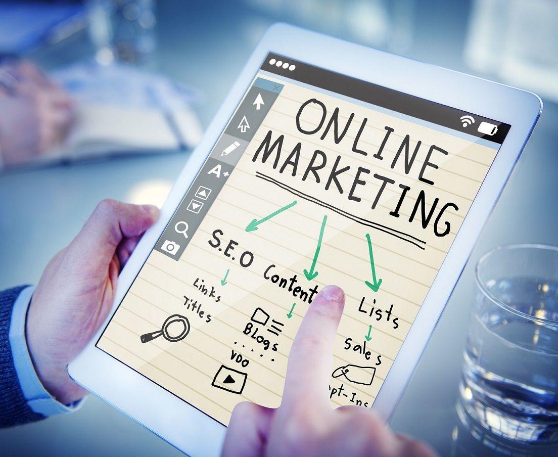 Посещаемость сайта за счет онлайн маркетинга