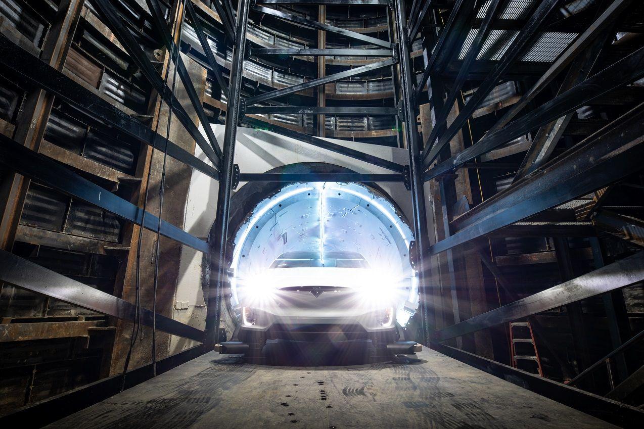 туннель Маска