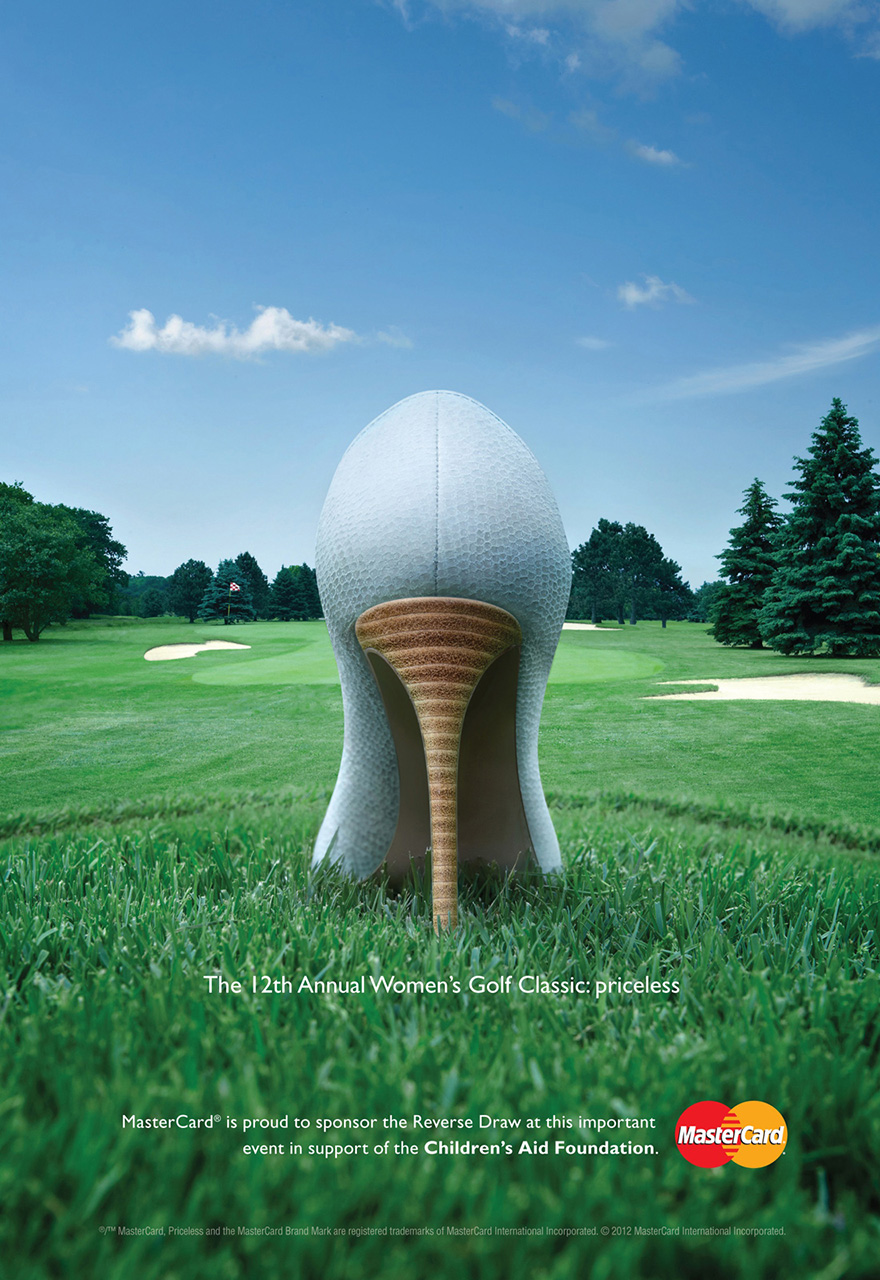 Mastercard: 12-й ежегодный женский классический гольф