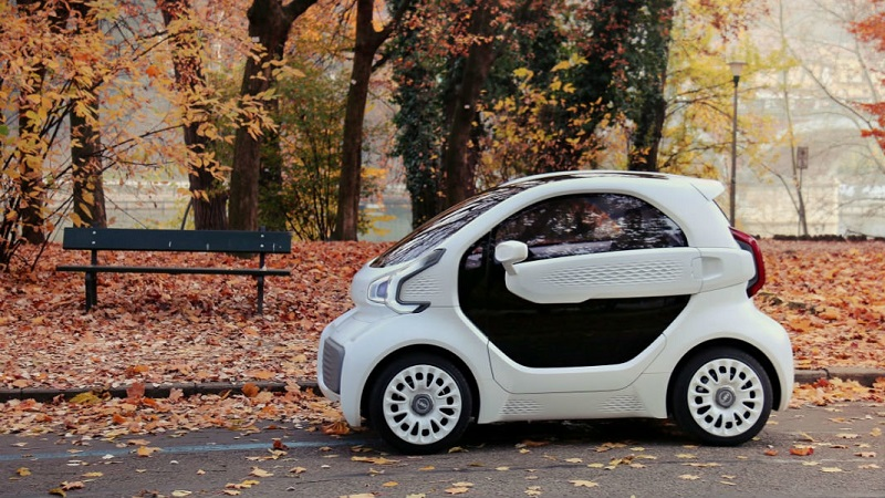 Электроавтомобиль LSEV