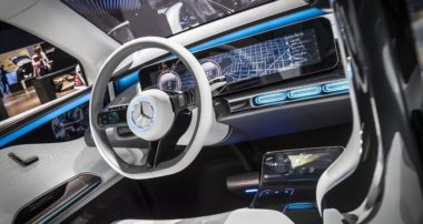 Mercedes-Benz EQ Электрокроссовер