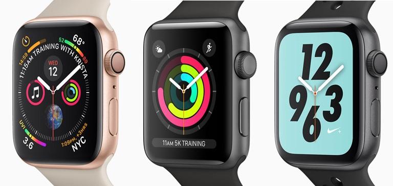 Apple Watch Сравнение серий