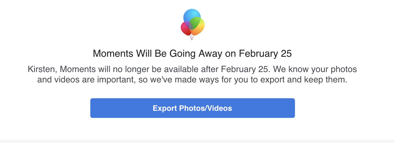 Сообщение фейсбук
