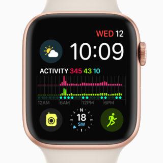 Четвертое поколение умных часов от Apple