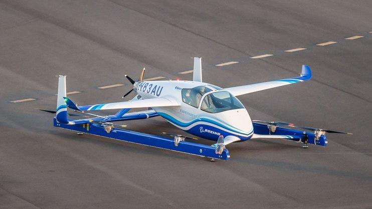 Boeing NeXt аэротакси