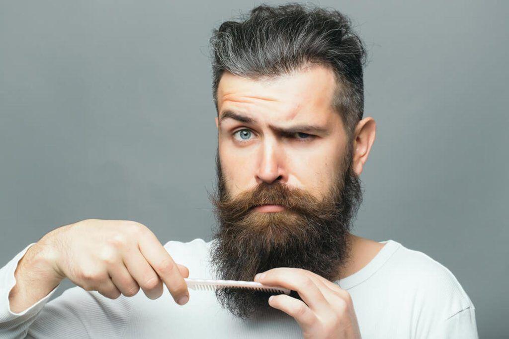 Бородатый муж в инстаграм