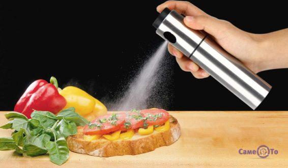 Распылитель масла в бутерброд