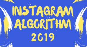Алгоритмы ранжирования в Инстаграм 2019