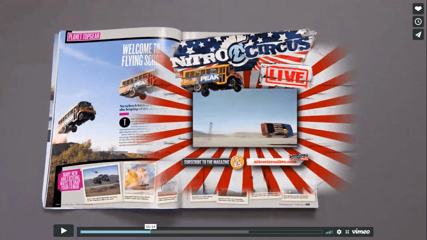 Виртуальная реальность в рекламе