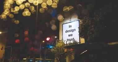 Правильный дизайн баннера