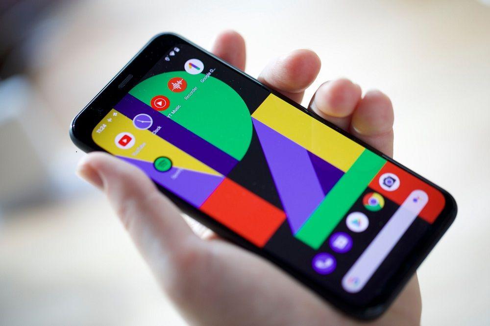 Новый смартфон Google Pixel 4