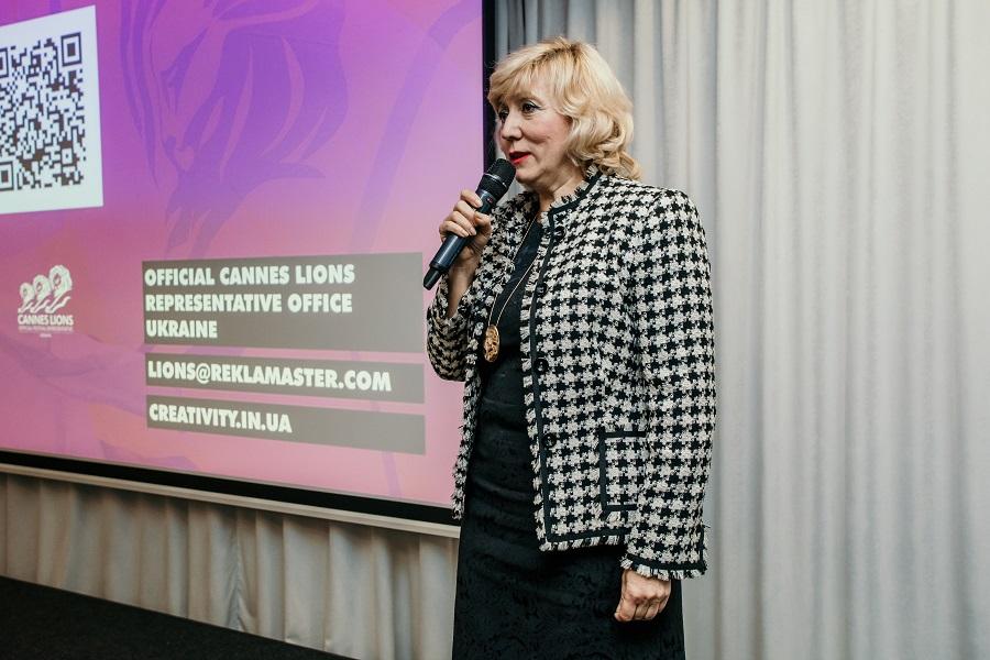 Ирина Кузнецова Healthcare Creative Forum 2019 (2)