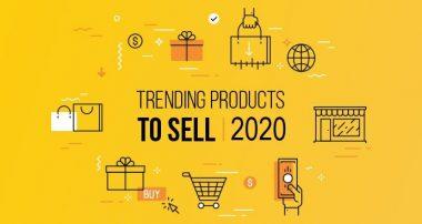 Самые продаваемые товары в 2020