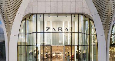 История Zara