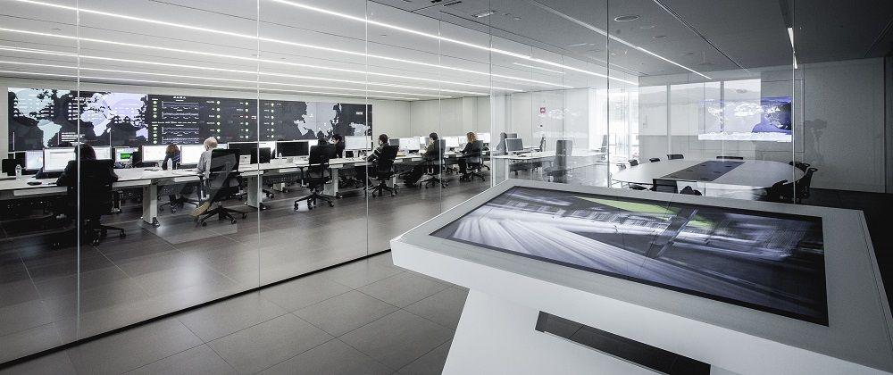 Zara центр обработки данных